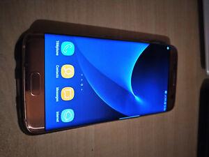 Samsung Galaxy S7 edge SM-G935F - 32 Go - Rose Platinium (Désimlocké)
