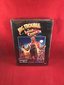 BIG TROUBLE IN LITTLE CHINA (DVD ) *Brand New!*