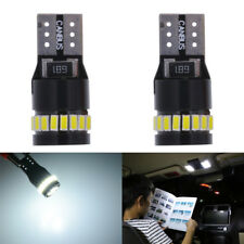 2x T10 501 194 W5W 3014 LED SMD Car HID Canbus Error Free Wedge Light Bulb Lamp