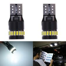 2x T10 921/194 3014 LED 24 SMD LED Canbus Standlicht Wedgebase Seitenlicht 6000K