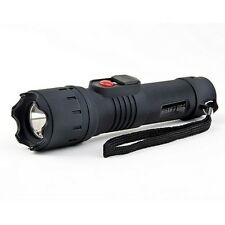 Guard Dog Security SG-GD4000S Stealth Flashlight/Stun Gun 110Lum 4Mil Volt