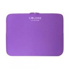 "Tucano Second Skin Colore neoprene sleeve Purple 13"" – 14"" notebooks Ultrabooks"