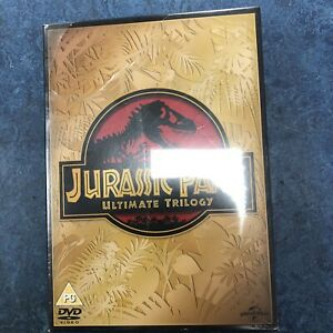 Jurassic Park Trilogy - 3 DVD's new and sealed Bonus Features