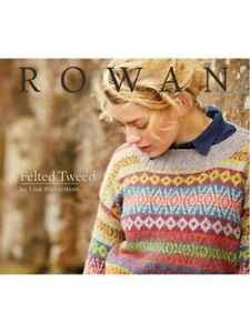 Rowan Felted Tweed Collection ZB302