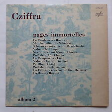 CZIFFRA Pages immortelles Album 2 FALPPM 30518