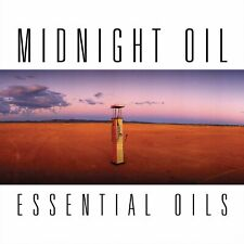 MIDNIGHT OIL ESSENTIAL OILS 2-CD SET (Greatest Hits /  Best Of)