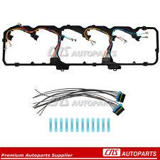 Fits Dodge Ram Ford 5.9L 6.7L Cummins Diesel Valve Cover Gasket w/ Wire Harness