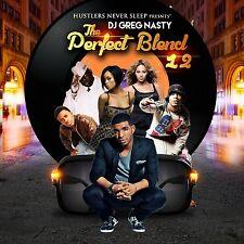 "DJ Greg Nasty - HIP-HOP AND R&B ""The Perfect Blend 12"" mixtape"
