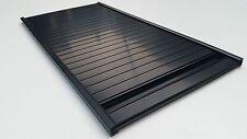 W150mm x L300mm CAMPERVAN / MOTORHOME BLACK TAMBOUR DOOR / ROLLER DOOR