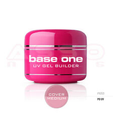 UV GEL base one COVER MEDIUM 50g Silcare COSTRUTTORE NAILS camouflage UNGHIE