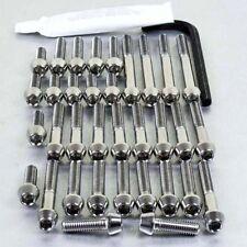 Pro-bolt Acero Inoxidable Motor Perno Kit EKA348SS Kawasaki ZRX1200S 01+