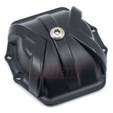 Xtra Speed Aluminum Alloy Black Differential Cover Axial Wraith #XS-AW230049BK