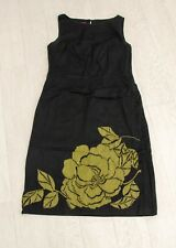 FAB ladies 'MONSOON' COTTON EMBROIDERED DRESS size 12