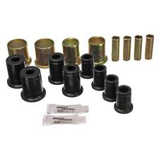 Energy Suspension Control Arm Bushing Kit 3.3119G; Black for Chevy S-Series 4WD