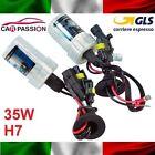 Coppia lampade bulbi kit XENO Alfa Romeo Giulietta H7 35w 8000k lampadine HID
