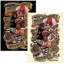 "Rockin' Jelly Bean Offset Print Poster ""BEAST MASTER"""