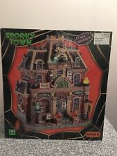 Lemax Spooky Town Haunted Museum NEW