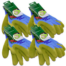 Extra Gloves Grip Warm Insulated Garden Work Cold Latex Strong