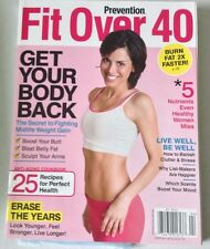 Fit Over 40 Magazine Get Your Body Back 2010 072217nonrh