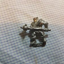 Warhammer Fantasy Battle Realms of Chaos Chaos thug with Mace 3 OOP