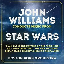 John Williams - John Williams Conducts Music from Star Wars [New CD]