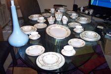 Vintage Noritake Fine China Dinnerware Set 1947 (Pattern 1428) 54 Pieces EX. N.