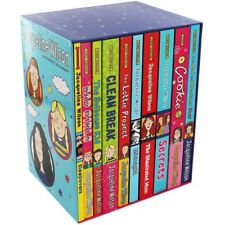 Jacqueline Wilson collection 10 books box set pack Children's Books NEW