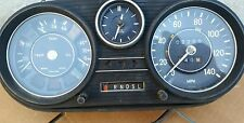 1971 MERCEDES-BENZ W114 250/8 SPEEDOMETER INSTRUMENT CLUSTER