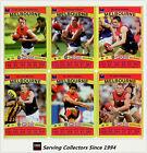 2010 AFL Teamcoach Trading Card Gold Parallel Team Set Melbourne (11)