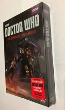 Doctor Who 10: The Complete Tenth Season Ten 10 (DVD, 2017) Free Shipping!