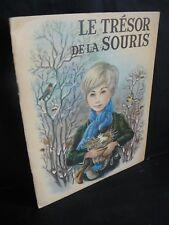 Jacqueline Guyot: Le trésor de la souris (livre illustré) album du coquelicot TB
