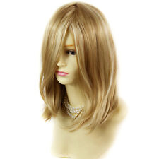 Wiwigs Faceframed Medium Bob Blonde Mix Ladies Wig