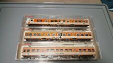 Fleischmann H0 personenwagen set City Bahn
