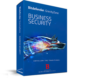 Bitdefender Gravity Zone Business Security 3 Devices 1 Year