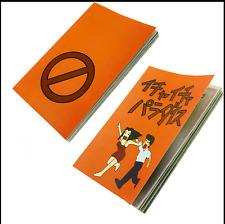New Naruto Kakashi Icha Icha Paradise Notebook Cosplay FREE SHIPPING