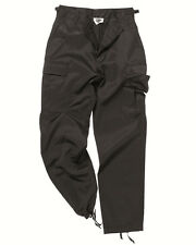 US Ranger Hose Typ BDU schwarz, Camping, Outdoor, Military -NEU-