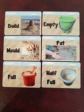 Sand Play Area - WEATHERPROOF OUTDOOR SIGNS - Made from Aluminium
