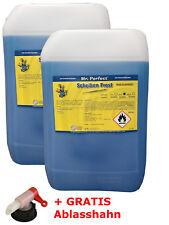 2x 25 Liter Mr.Perfect Anti Frost -35CScheiben Wischwasser + Ablasshahn