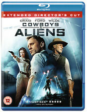 Cowboys and Aliens 5051368232232 With Harrison Ford Blu-ray Region B