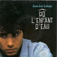 """45 TOURS / 7"""" SINGLE--JEAN-MUC LAHAYE--DO L'ENFANT D'EAU / PAUV' DIDI--1988"""