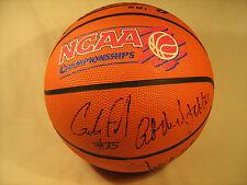 *Signed* Coach Kareem Abdul Jabar USBL Basketball OKLAHOMA STORM TEAM 2002 [b5]