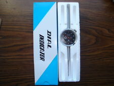 "ONE BLACK FACE AERO SPACE BRAND PRECISION  0-2"" DIAL INDICATORS"