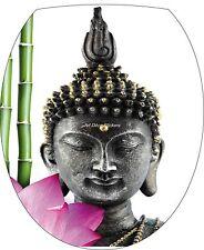 Sticker abattant de WC Bouddha 35x42cm Réf 245