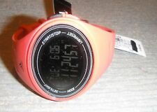 BRAND NEW Adidas Men's Digital Sport Watch adiZero Red ADP6129