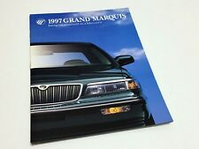 1997 Mercury Grand Marquis Brochure