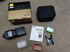 Nikon Speedlight SB-700 Shoe Mount Flash Flashgun SB700 - Excellent condition