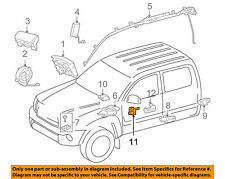 TOYOTA OEM Airbag Air Bag SRS-Position Sensor 8917806020