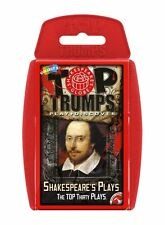 Top TRUMPS Shakespeare's Plays Card Game