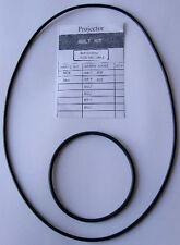 Kit  courroies projecteur Elmo K 100 SM
