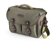 Billingham S3 Camera Shoulder Bag Sage FibreNyte / Chocolate